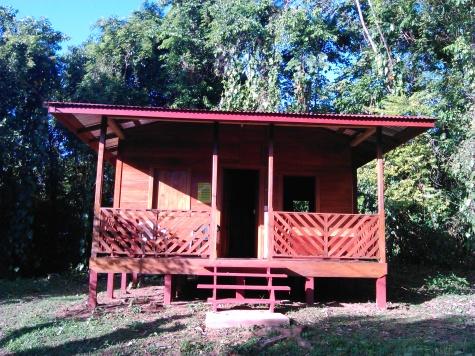 nueva cabaña
